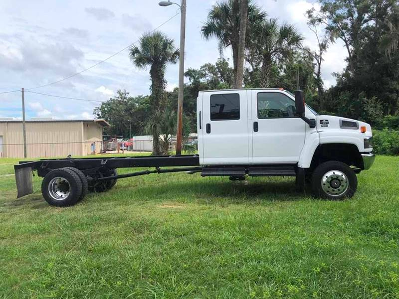 2008 GMC Kodiak C4500 for sale at Scruggs Motor Company LLC in Palatka FL