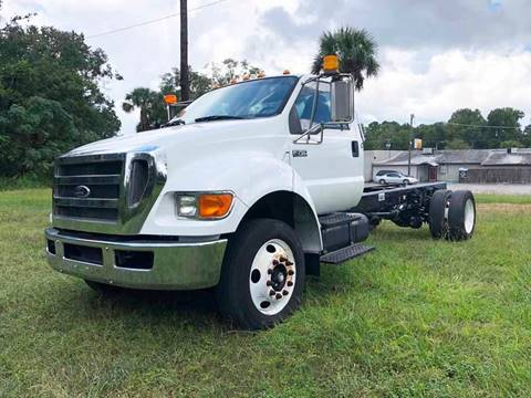 2008 Ford F-750 for sale in Palatka, FL