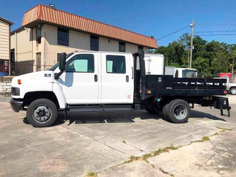 2009 GMC TOPKICK for sale in Palatka, FL
