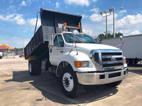 2006 Ford F-750 for sale in Palatka, FL