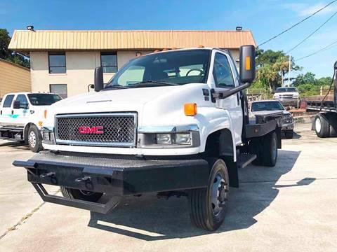 2007 GMC C5500 for sale in Palatka, FL