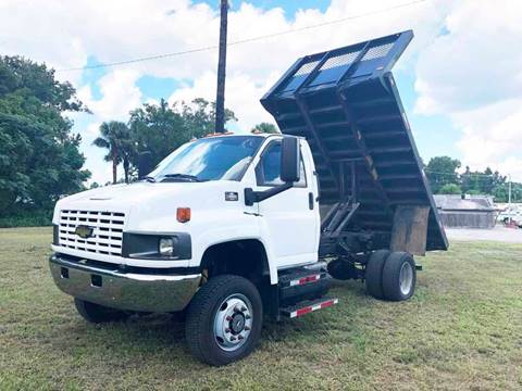 2007 GMC TOPKICK for sale in Palatka, FL