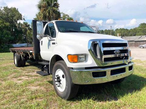 2010 Ford F-650 Super Duty for sale in Palatka, FL