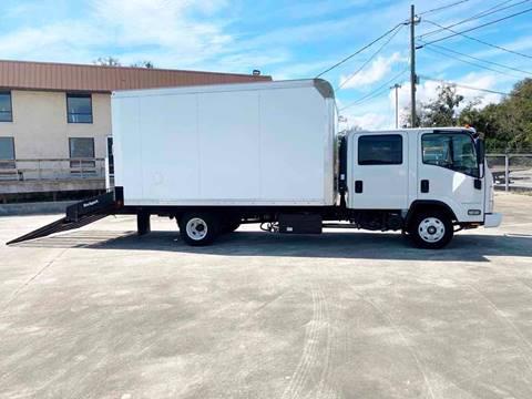 2017 Isuzu NPR HD for sale at Scruggs Motor Company LLC in Palatka FL