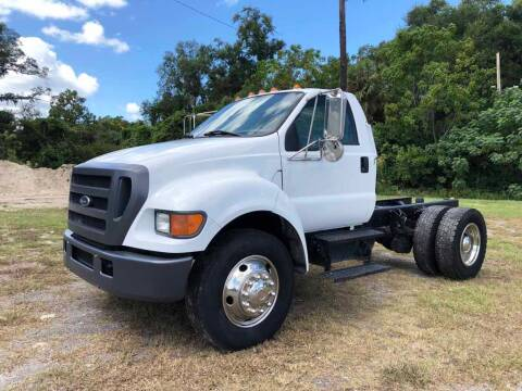 2006 Ford F-750 for sale at Scruggs Motor Company LLC in Palatka FL