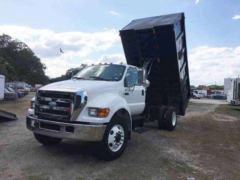 2007 Ford F-750 for sale in Palatka, FL