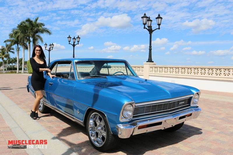 1967 Chevrolet Nova For Sale At MUSCLE CARS FOR SALE INC In Fort Myers FL