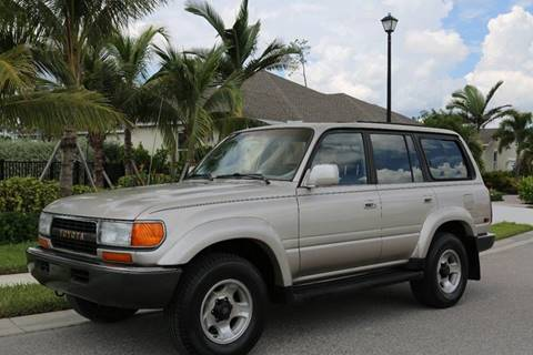1994 Toyota Land Cruiser For Sale In Fort Myers, FL