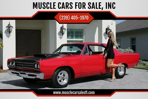 1969 Plymouth Roadrunner for sale in Fort Myers, FL
