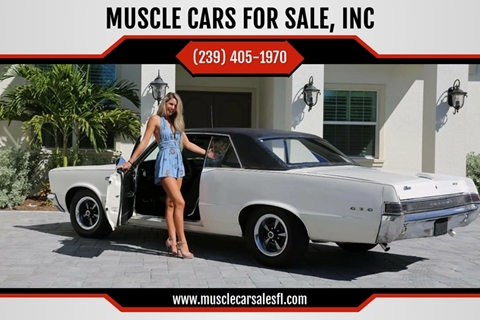 1965 Pontiac GTO for sale in Fort Myers, FL