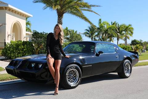 1980 Pontiac Trans Am for sale in Fort Myers, FL