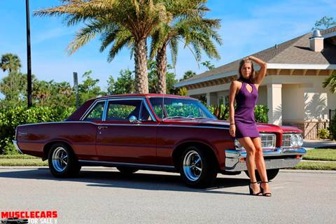 1964 Pontiac Tempest for sale in Fort Myers, FL