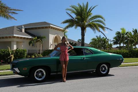 New Ford Torino >> 1971 Ford Torino For Sale In Fort Myers Fl
