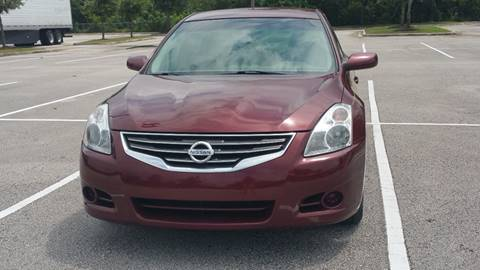 2012 Nissan Altima for sale in Jacksonville, FL