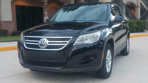 2009 Volkswagen Tiguan for sale in Jacksonville, FL