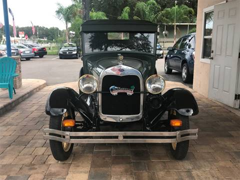 1928 Ford Model A for sale in Jacksonville, FL