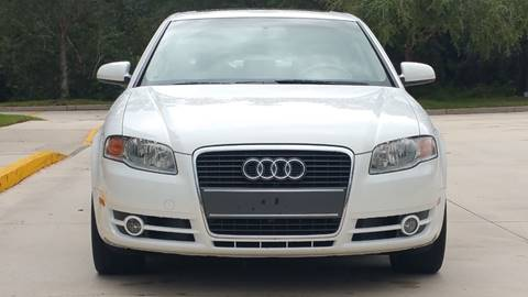 2007 Audi A4 for sale in Jacksonville, FL