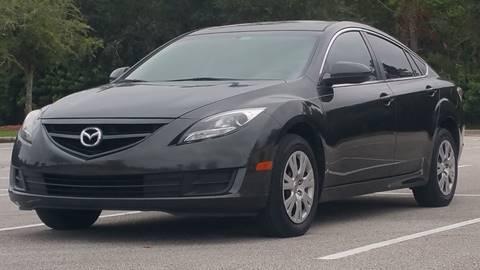 2013 Mazda MAZDA6 for sale in Jacksonville, FL