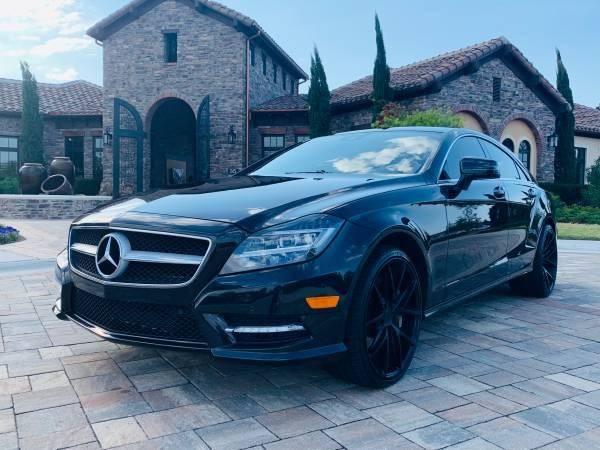 Mercedes Jacksonville Fl >> 2014 Mercedes Benz Cls Cls 550 4dr Sedan In Jacksonville Fl K O