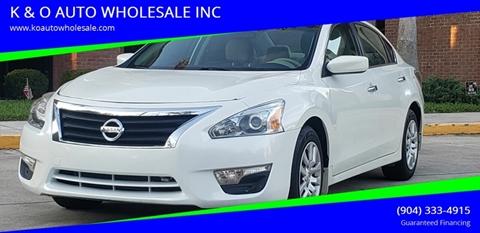 Toyota Phillips Highway >> K & O AUTO WHOLESALE INC - Used Cars - Jacksonville FL Dealer