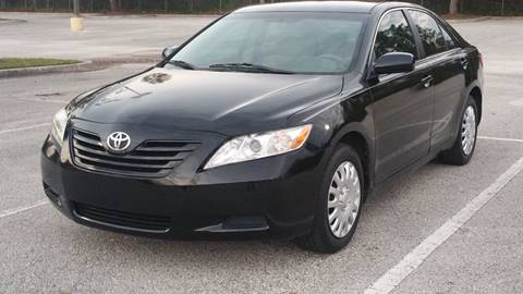 2007 Toyota Camry for sale in Jacksonville, FL