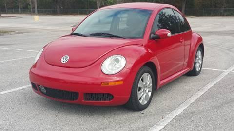 2008 Volkswagen New Beetle for sale in Jacksonville, FL