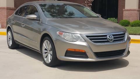 2011 Volkswagen CC for sale in Jacksonville, FL