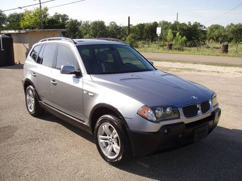 2005 BMW X3 for sale in Austin, TX