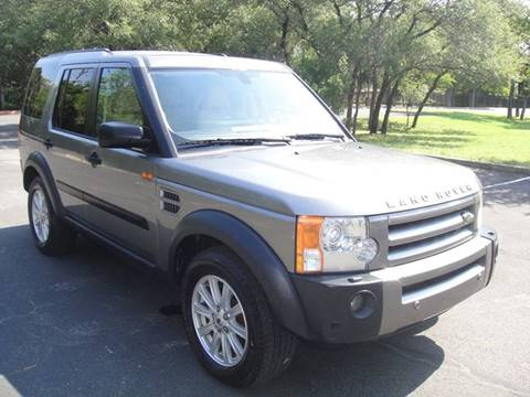 2008 Land Rover LR3 for sale in Austin, TX
