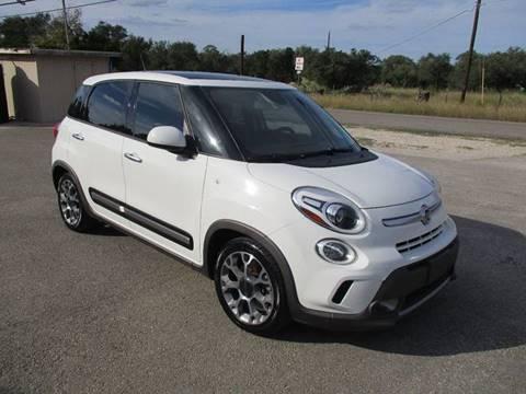 2014 FIAT 500L for sale in Austin, TX