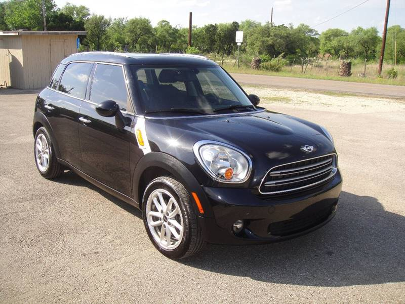 2015 Mini Countryman Cooper 4dr Crossover In Austin Tx First Stop
