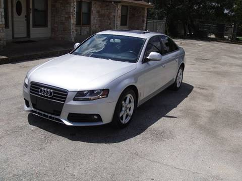 Audi Of Austin >> Audi Used Cars For Sale Austin First Stop Auto Sales