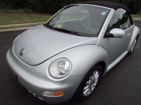 2005 Volkswagen New Beetle for sale in Warrenton, VA