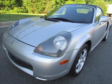2001 Toyota MR2 Spyder for sale in Warrenton, VA