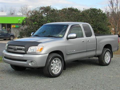 Used 2005 Toyota Tundra For Sale Carsforsale Com
