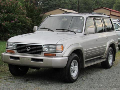 1997 Lexus LX 450 for sale in Warrenton, VA