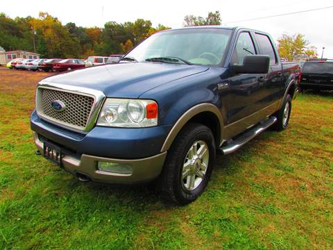 2004 Ford F-150 for sale in Warrenton, VA