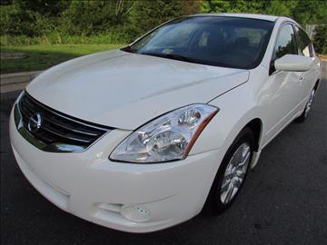 2012 Nissan Altima for sale in Warrenton, VA