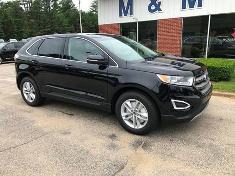 2017 Ford Edge for sale in Epsom NH