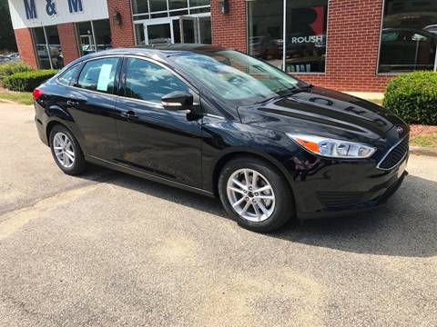 2017 Ford Focus for sale in Epsom, NH