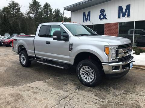 2017 Ford F-250 Super Duty for sale in Epsom, NH
