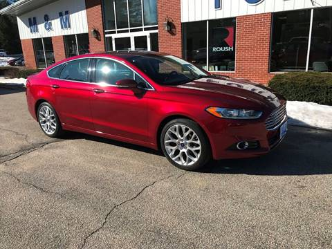 2014 ford fusion for sale in new hampshire for Husson motors salem nh