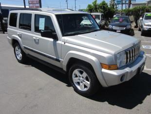 2007 Jeep Commander for sale in Sacramento, CA