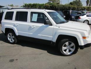 2011 Jeep Patriot for sale in Sacramento, CA