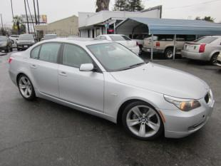 2009 BMW 5 Series for sale in Sacramento, CA