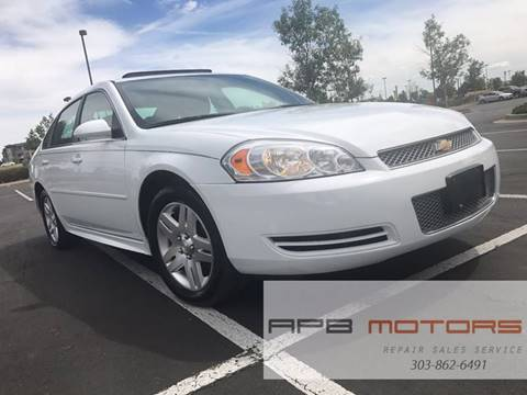 2013 Chevrolet Impala for sale in Commerce City, CO