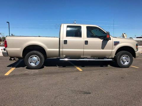 2008 Ford F-250 Super Duty for sale in Commerce City, CO