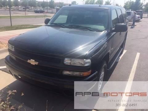 2004 Chevrolet Suburban for sale in Commerce City, CO