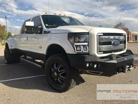 2016 Ford F-350 Super Duty for sale in Commerce City, CO