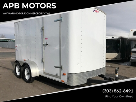 2013 Pace American Outback for sale in Commerce City, CO